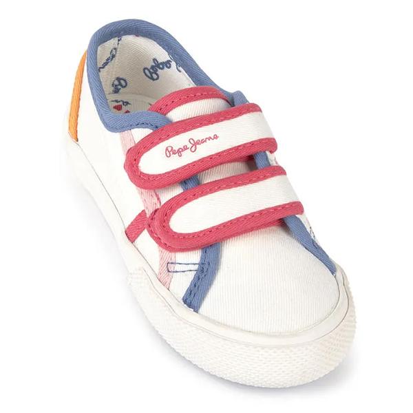 PepejeansGirl'sBakerBindingSneakers