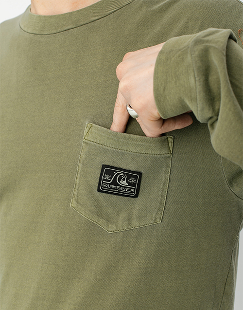 Sub Mission - Pocket T-Sh