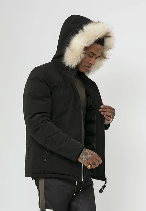 Men's Summit Fur Jacket