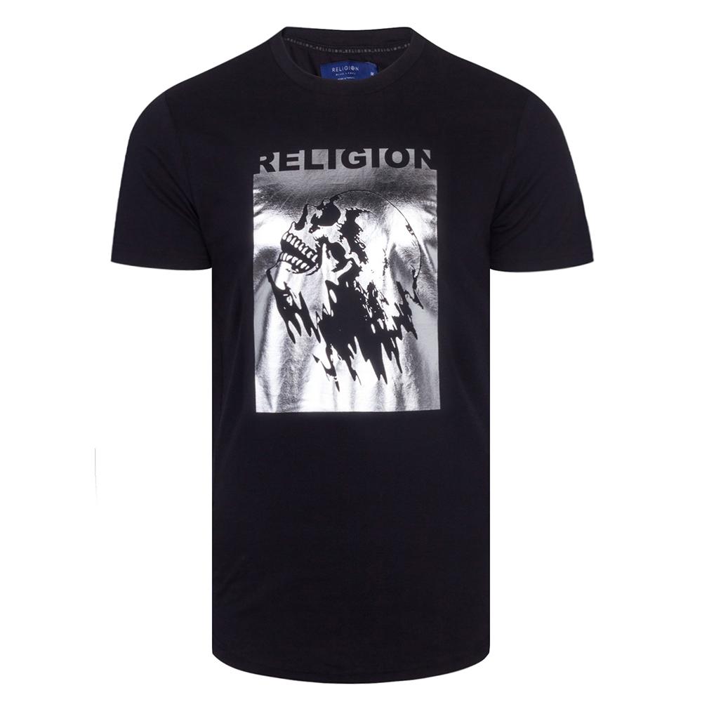 ReligionMen'sThrillerT-Shirt