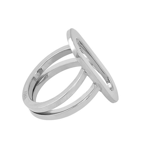 Ring Silver Athens Link