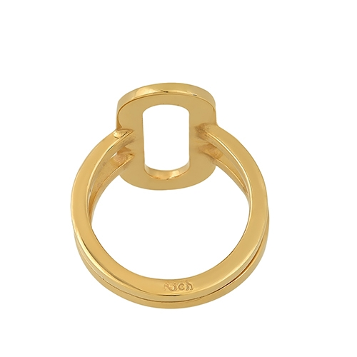 Athens Link Yellow Gold V