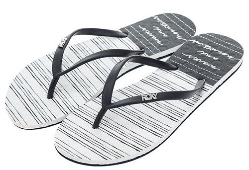 Viva Stamp Flip-Flops