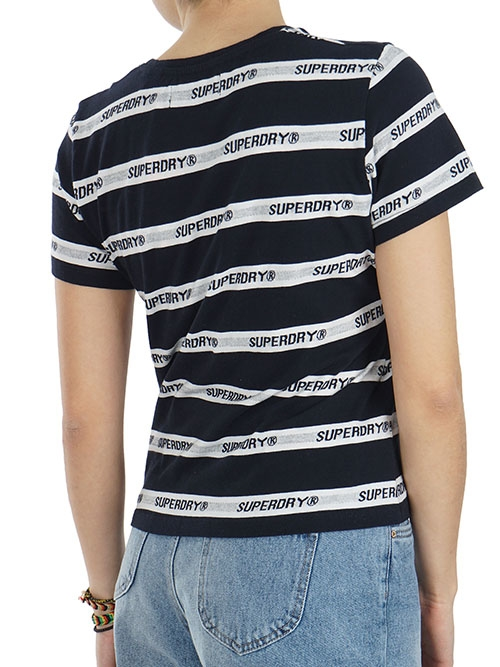 Women's Cote Striped T-sh