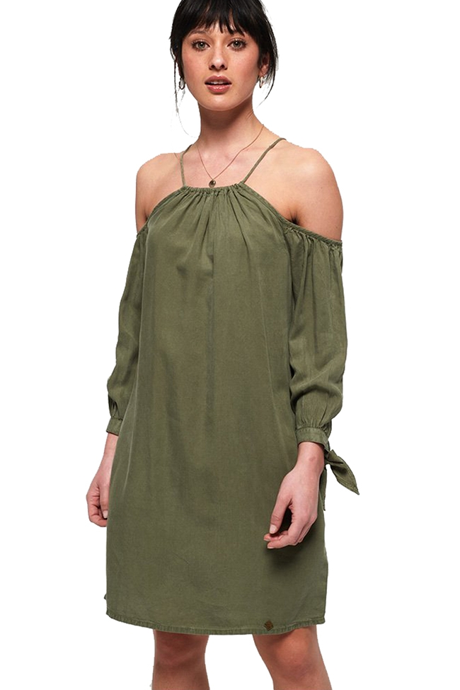 Eden Cold Shoulder Dress