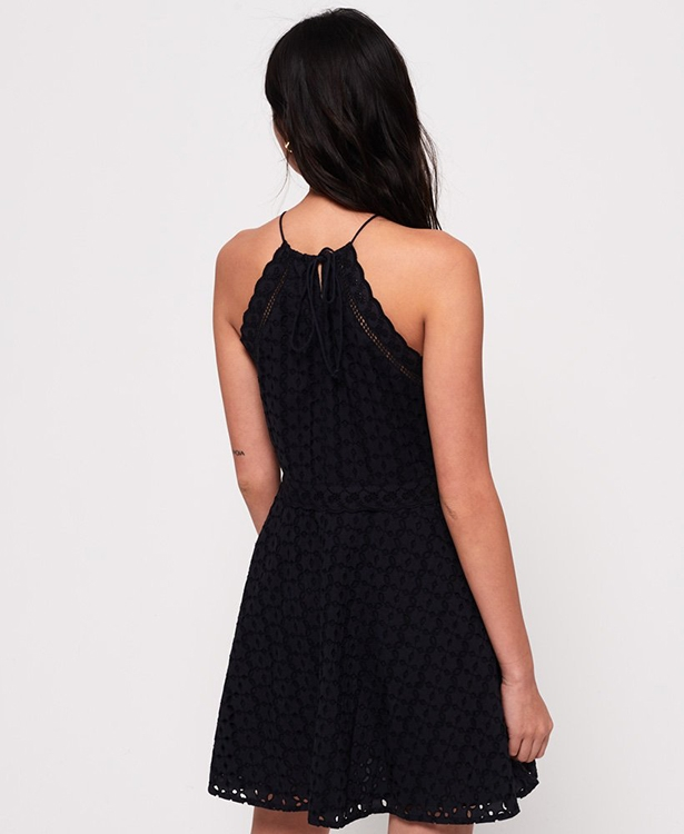 Teagan Halter Dress