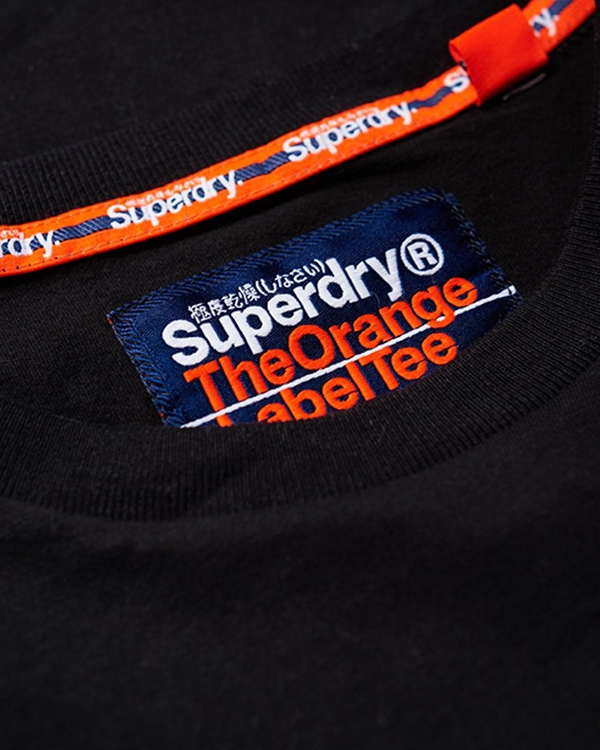 Orange Label Lite Tee