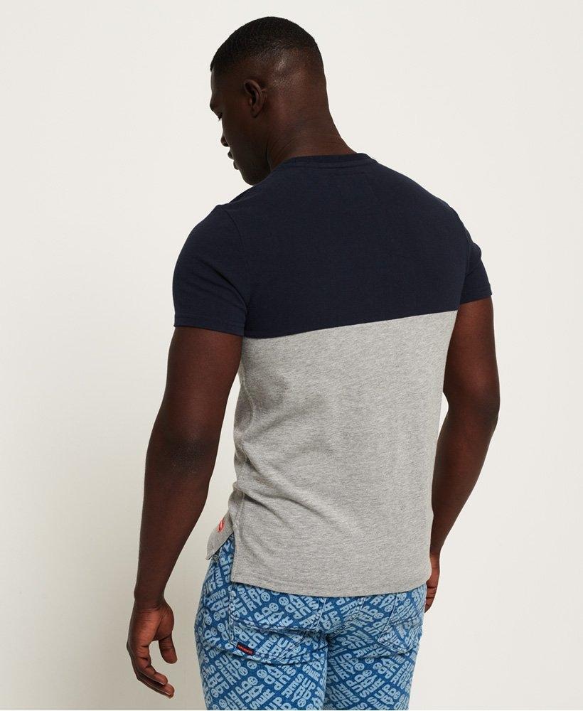 Cali Stripe Embroidery Te