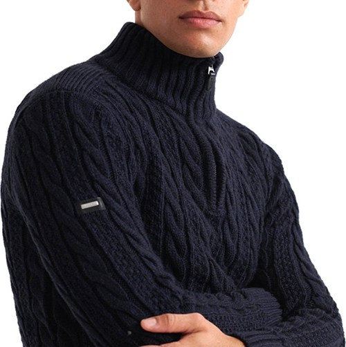 Jacob Henley Knit