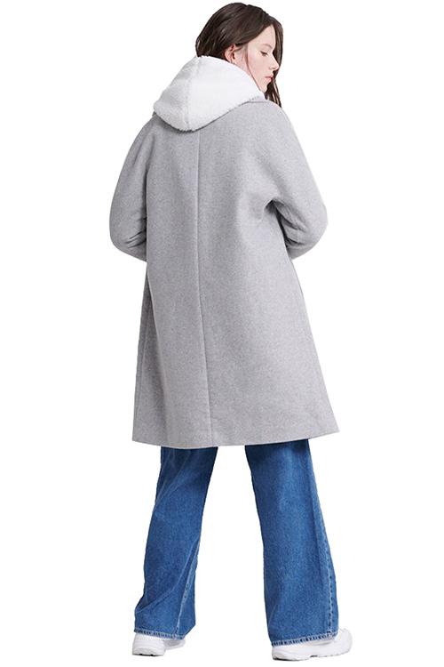 Women's Koben Wool Coat