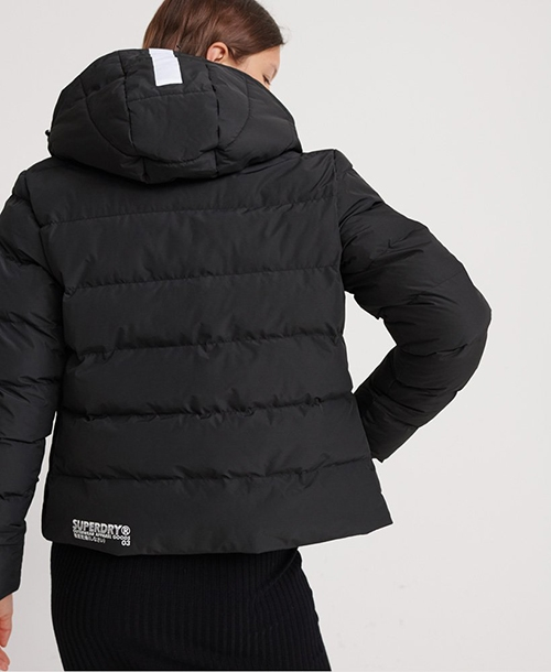 Spirit Puffer Icon Jacket