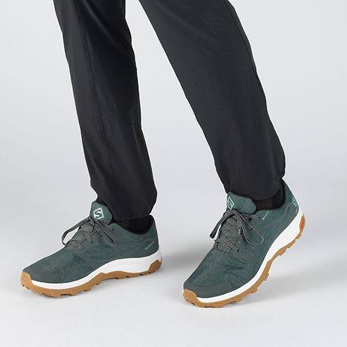 Details zu Salomon Men's Outbound GTX Hiking and Multifunction Shoes, Urban PN: L40732200