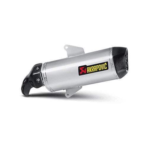 Slip On Exhaust System  f