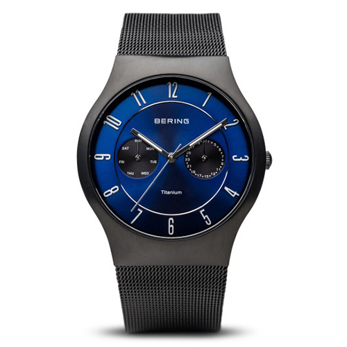 Bering Time Men's Analogu