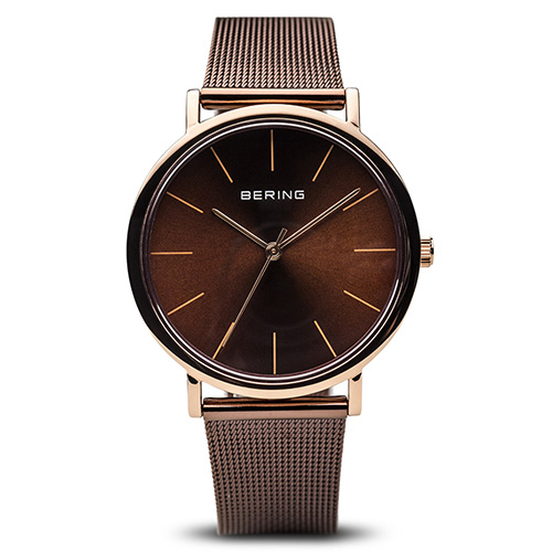 Bering Unisex Analogue Qu