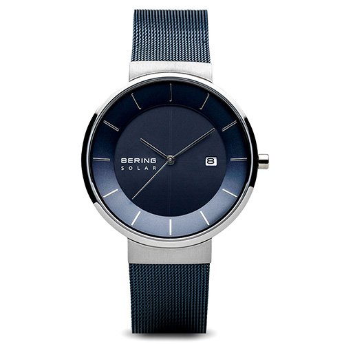 Bering Mens Analogue Sola