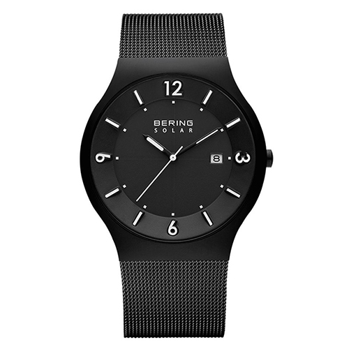 Bering Men's Solar Black