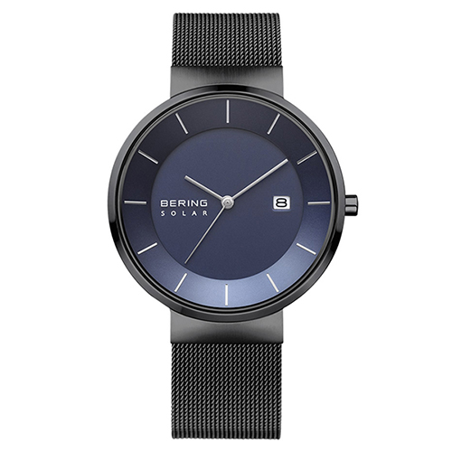 Bering Men's Analogue Sol