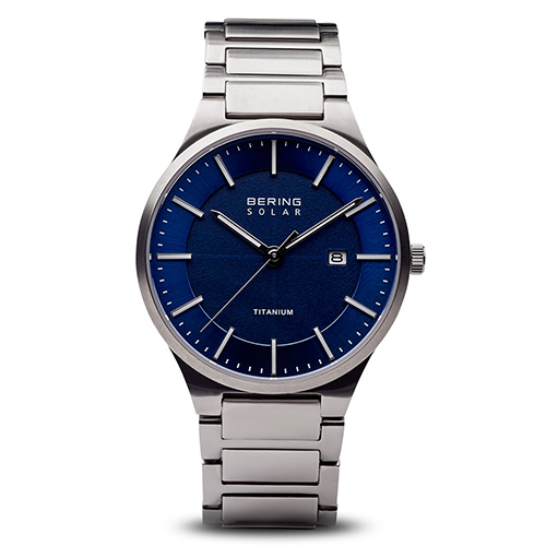 Bering Men's Analogue Qua