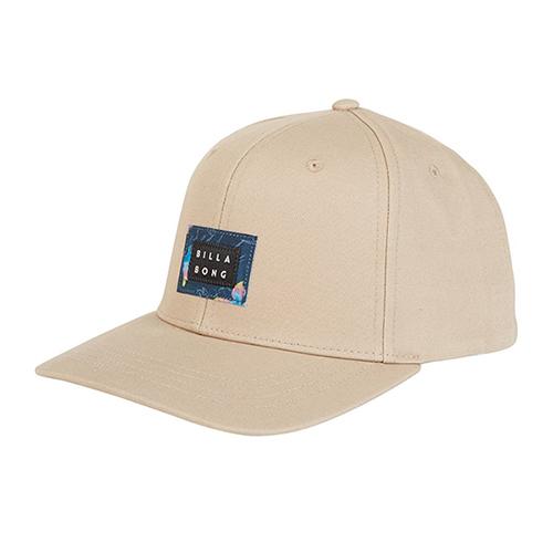 Plateau Snapback Cap For