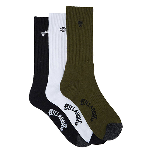 Men's Mixed Bag Crew Sock