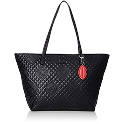 Claudia Capri Zipper Tote