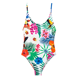 Tropic One Piece Swimwear