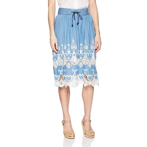 Blues Ex Women's Skirt