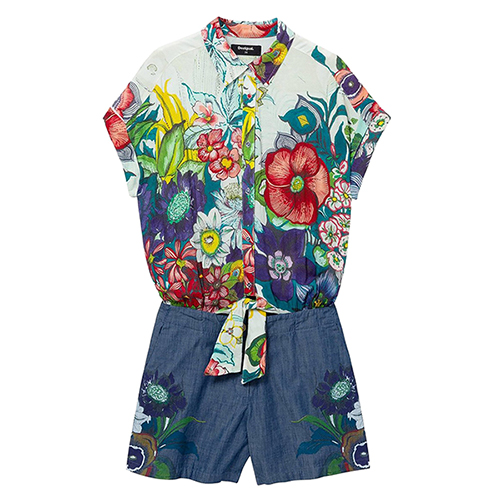 Women's Playsuit Gaelle