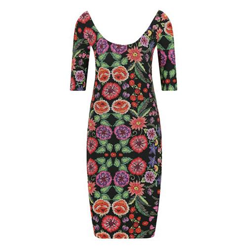 Women's Garden Vest Dress