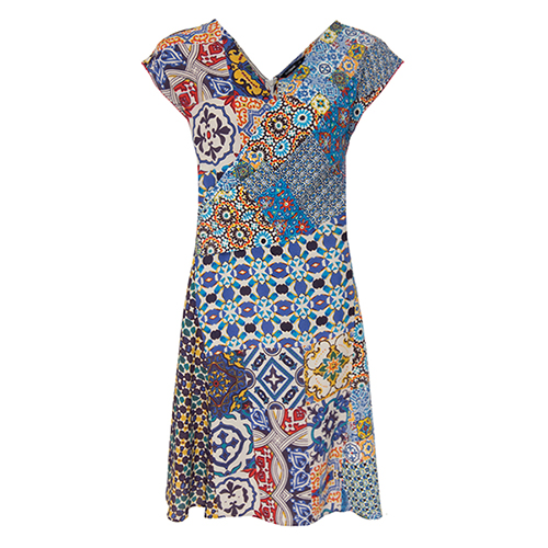 Desigual Women's Saya Vest Dress PN: 19SWVW52