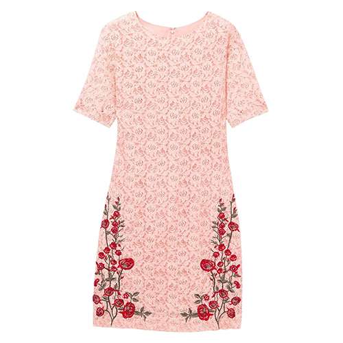 Nakato Short Sleeved Dres