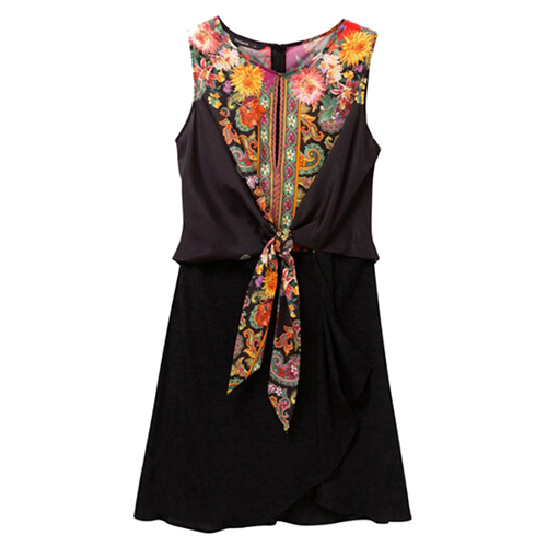 Women's Short Vest Dress