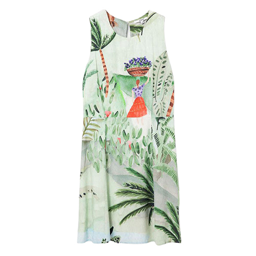 Women's Ovens Dress