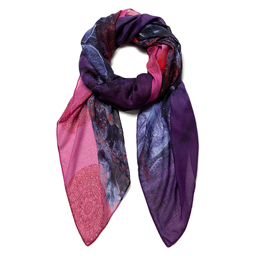Women's Foul Sunset Scarf
