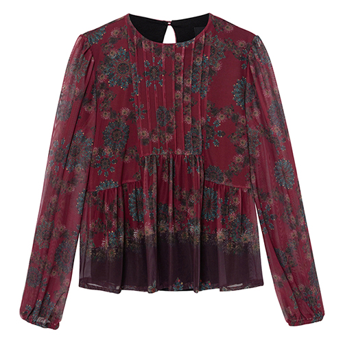 Women's Lenny Blouse
