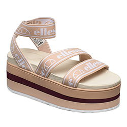 Women's Elina Text Flatfo