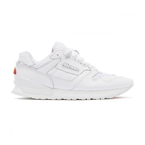 Men's 147 Leather White S