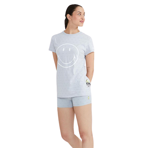 Women's Smiley Abissi Tee