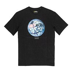 Earth Short Sleeved T-shi