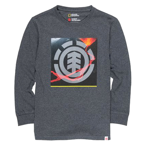 Surge Icon Long Sleeved T