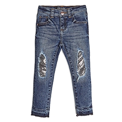 Guess Girl's Denim Pants
