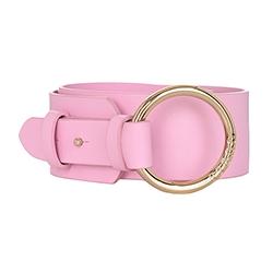 Women's Metal Ring Belt