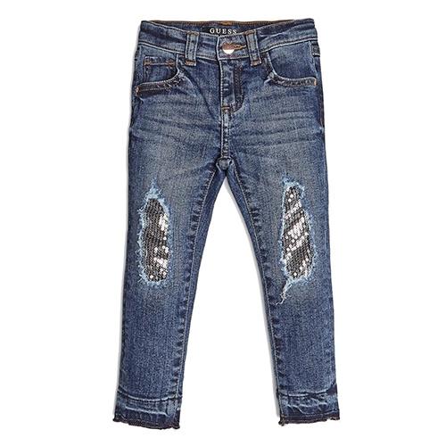 Guess Girl's Denim Pants