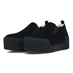 Women's Slip on Platforms