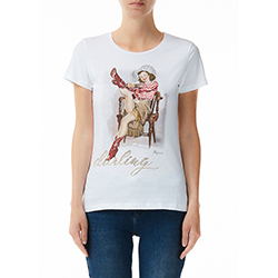 Liu Jo Women's Fashion T-
