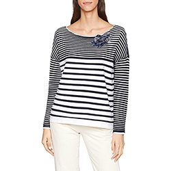 Women's Pullover Stripes