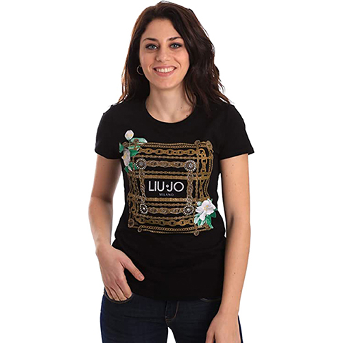 Liu Jo Women's T-Shirt Bl