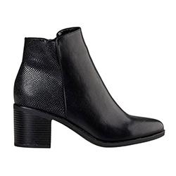 Miss NV Mid Heel Booties