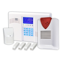 Wired Burglar Alarm BS-45